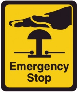 emergencystop